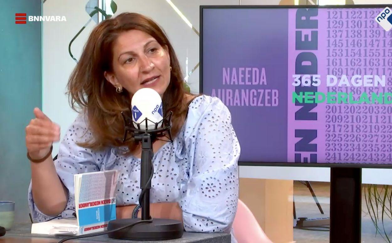Afbeelding van Waarom moeten we volgens Naeeda Aurangzeb praten over alledaags racisme?