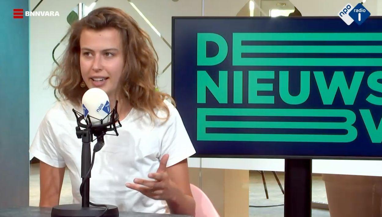 Jurist Sophie Kuijpers