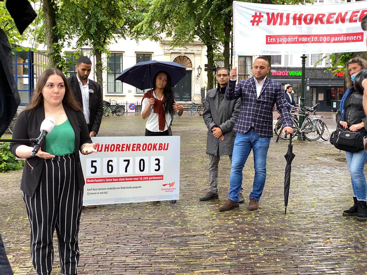 Afbeelding van Hoe verder na de petitie over de pardonners in Nederland?