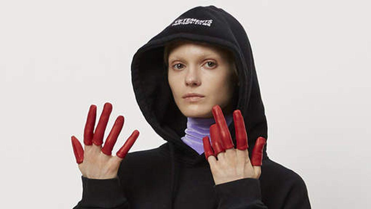 vingerhandschoen