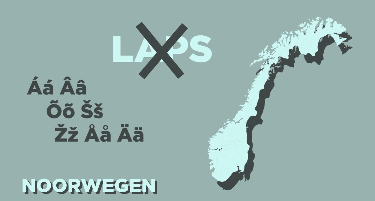 Noorwegen Floortje