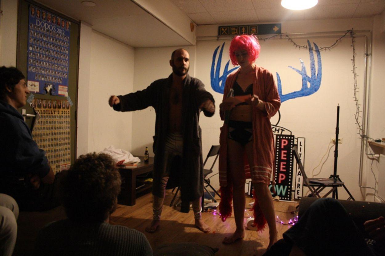 Afbeelding van Stukafest: seks, muziek én hipsterigheid op een paar vierkante meter