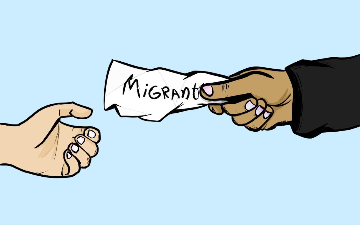 Afbeelding van De lokale migrant bestaat en jij bent er hoogstwaarschijnlijk zelf een