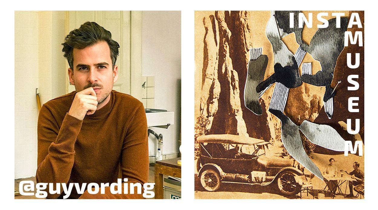 Afbeelding van De tijdlijn van Guy Vording | Het InstaMuseum