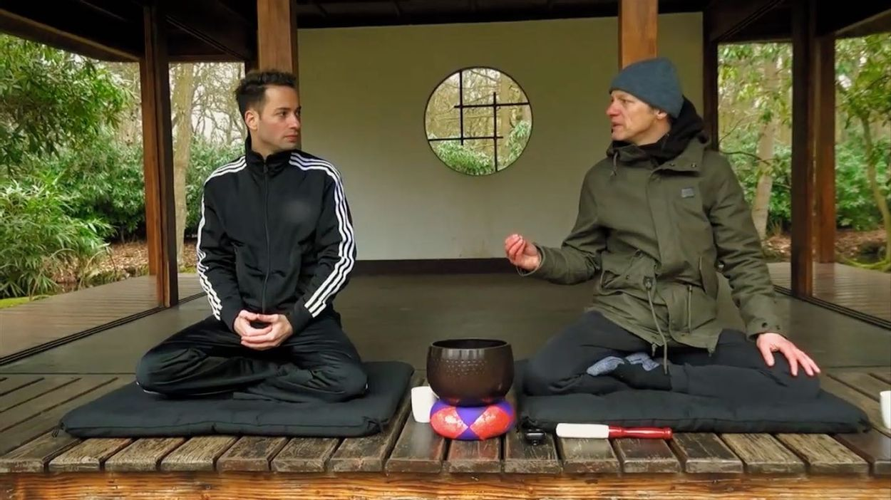 Valerio4Ever meditatie