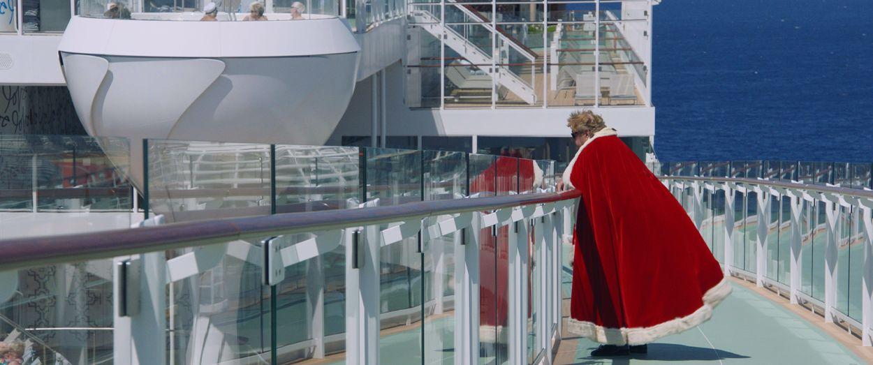 Afbeelding van Rijkdom en leegte. Wat symboliseert het leven van King of the cruise Ronnie?