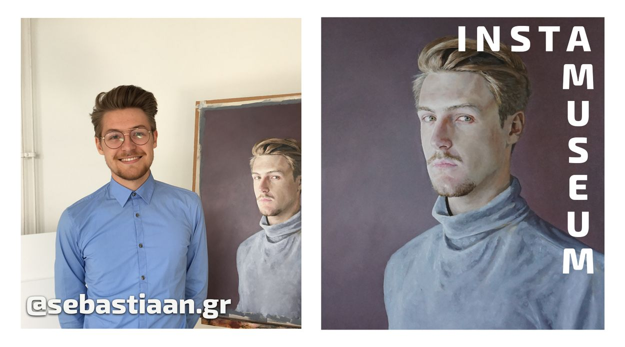 Afbeelding van De tijdlijn van Sebastiaan Groot | Het InstaMuseum