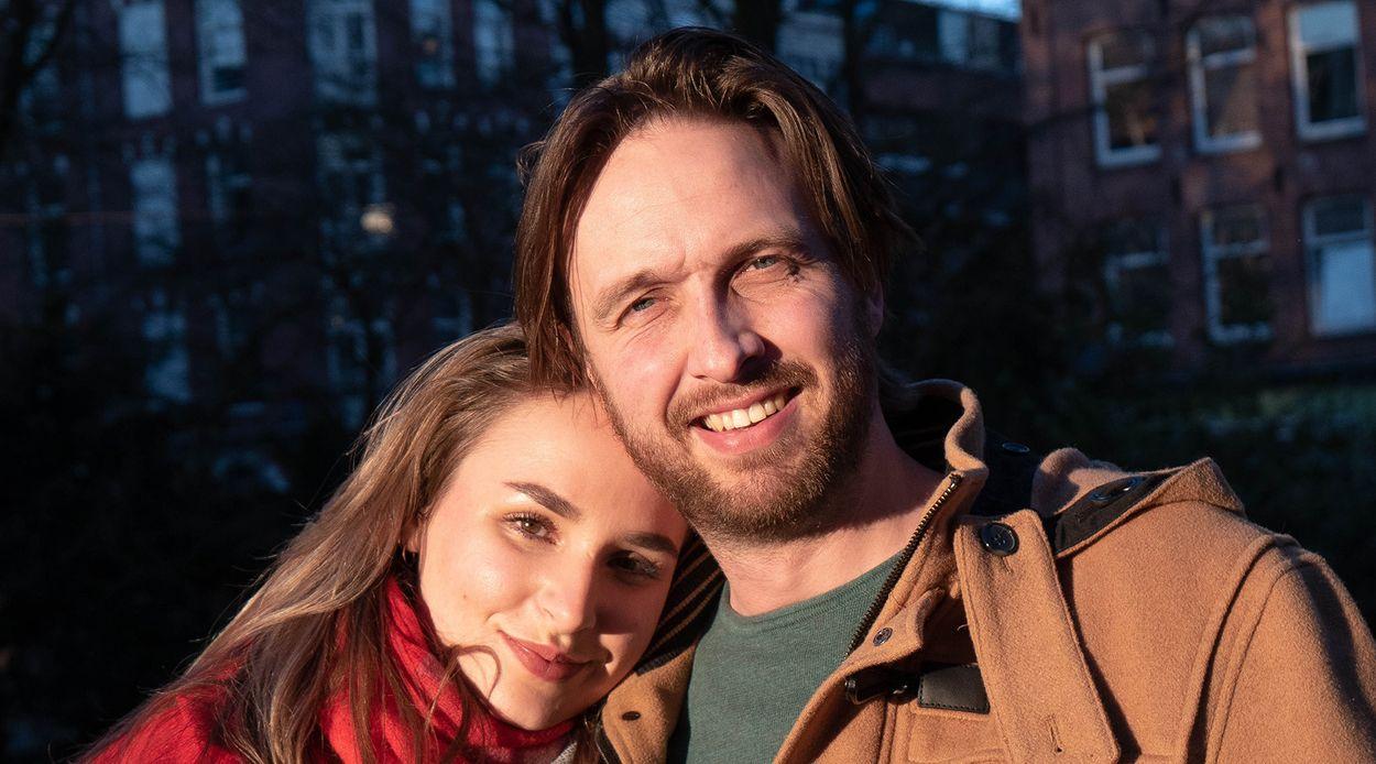 Afbeelding van First Dates stel Noëlle en Kevin gaat trouwen