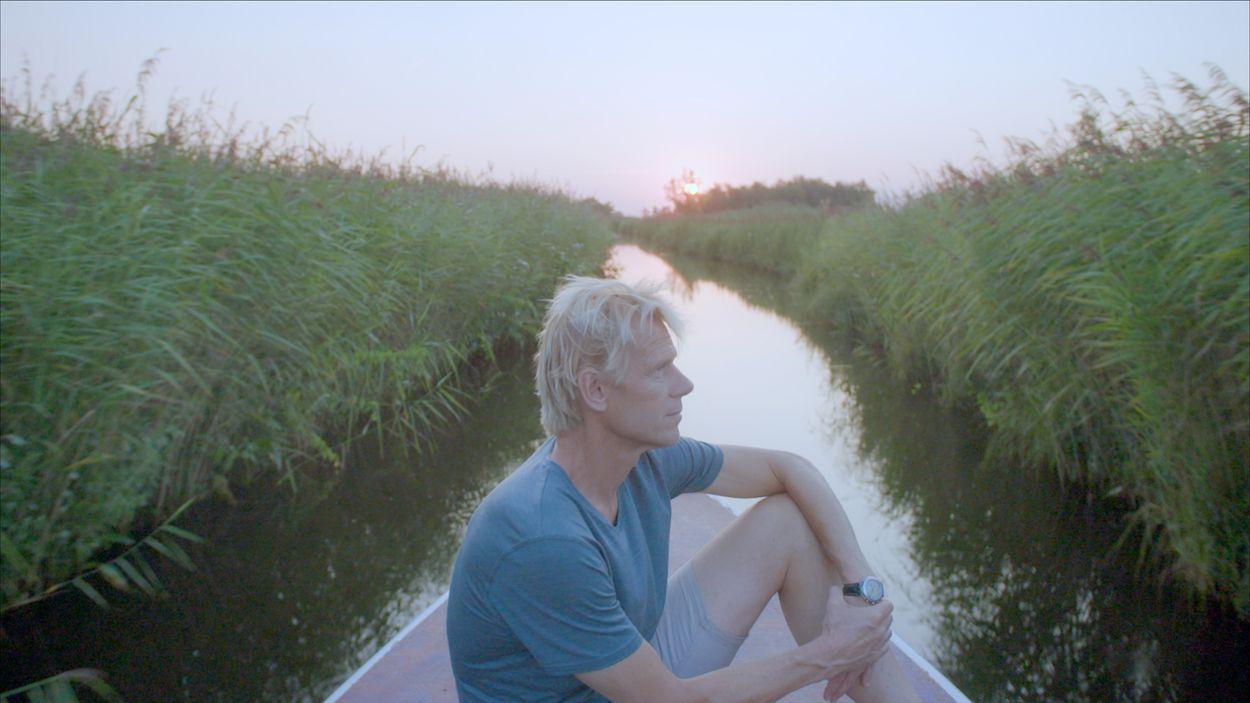Afbeelding van Waarom maakte Menno Bentveld de documentaireserie Waterman?