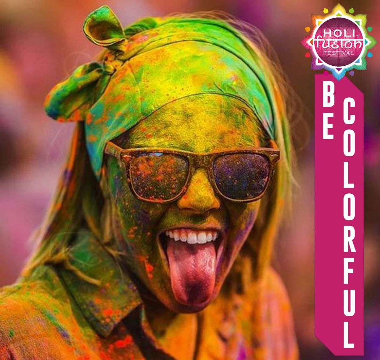 Holi Fusion Festival