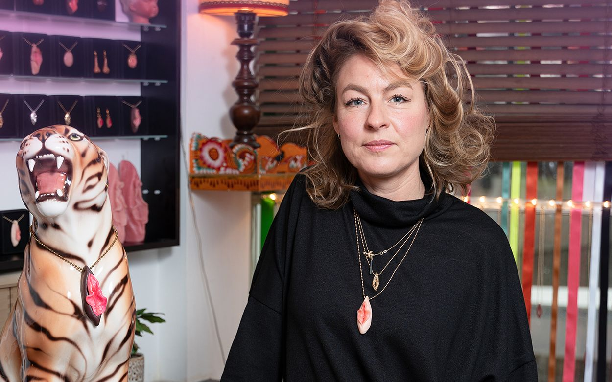 Afbeelding van Nederland protesteert: diversiteit van de vulva