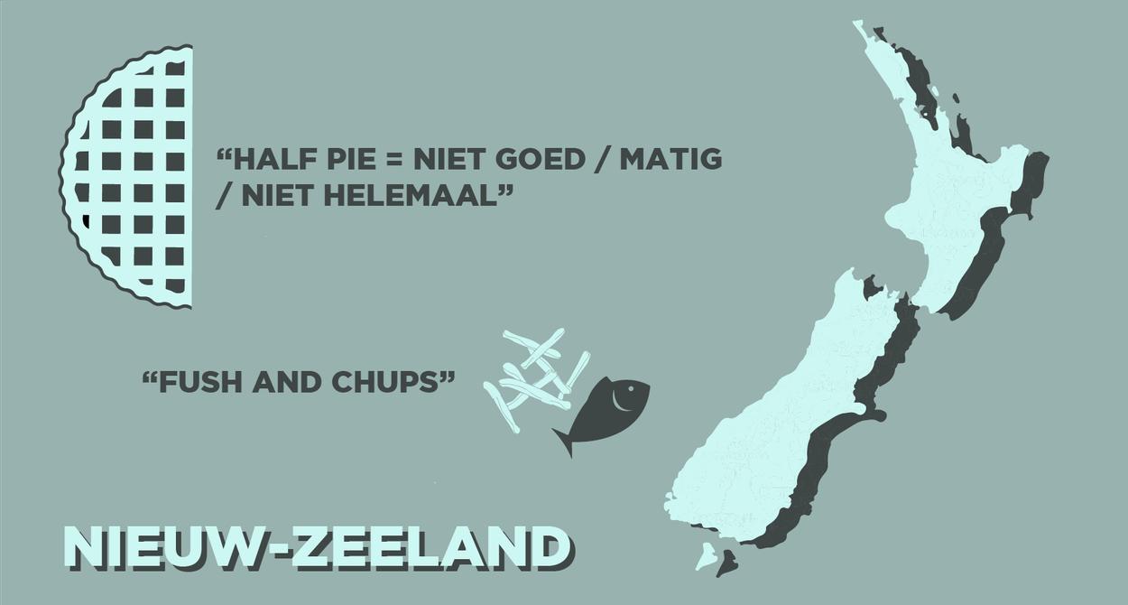 Nieuw-Zeeland Floortje