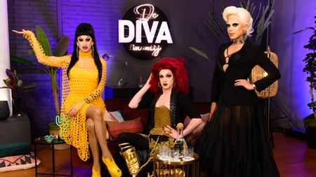 Afbeelding van De Diva in Mij