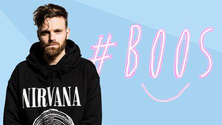 Afbeelding van #BOOS