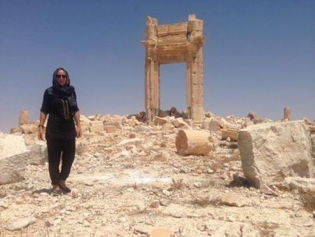 Afbeelding van Floortje terug naar Syrië