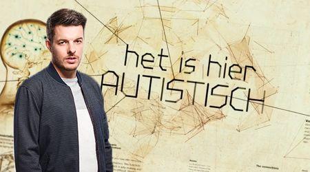 Afbeelding van Het Is Hier Autistisch