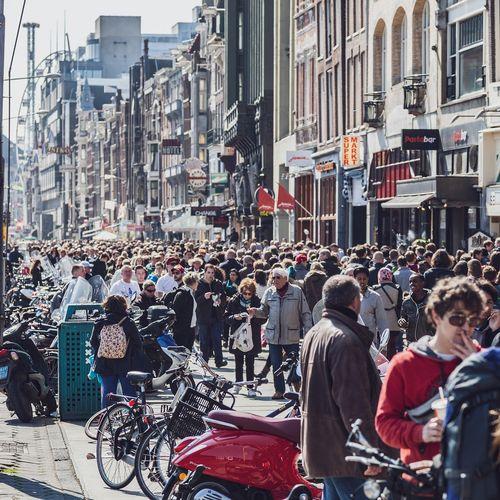 Afbeelding van Is de blowtoerist nog welkom in Amsterdam?