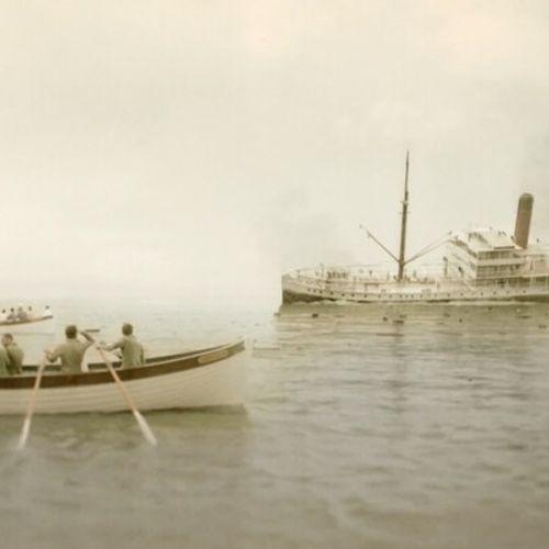 Afbeelding van 80 jaar na dato: nieuw onderzoek naar de ondergang van de Van Imhoff. Wat ging hieraan vooraf?