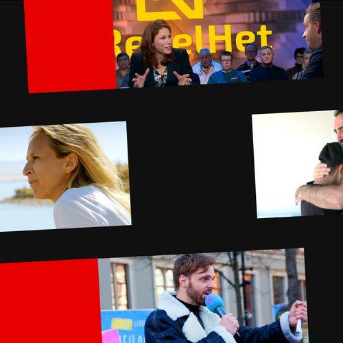Afbeelding van Een eerlijk en gelijkwaardig Nederland. Wij zijn voor. Jij ook?