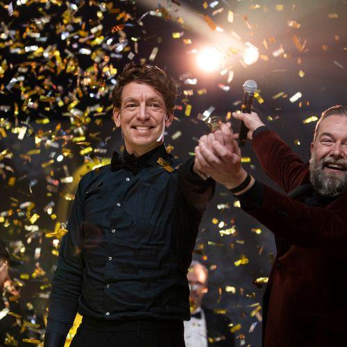 Afbeelding van Gouden Radioring voor Jan-Willem Start Op! Wat drijft het dj-duo?