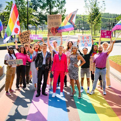 Afbeelding van Wat betekent Pride voor de community?