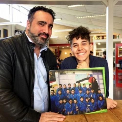 Afbeelding van Hoe welkom zijn vluchtelingen in Nederland?