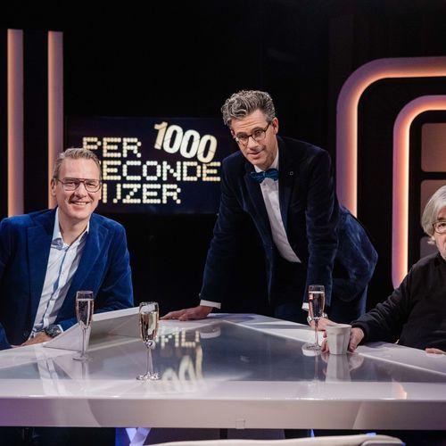 Afbeelding van De 1000ste aflevering van Per Seconde Wijzer!
