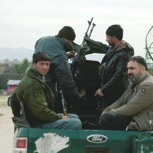 Afbeelding van Hoe komt de grondstof talk vanuit oorlogsland Afghanistan bij ons terecht?