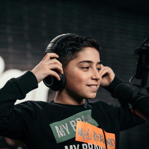 Afbeelding van Hoe weet de elfjarige Savio de harten van de Nederlandse hiphopgame te stelen?