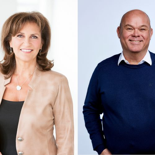 Afbeelding van Paul de Leeuw en Astrid Joosten presenteren Op1: wat kunnen we verwachten?