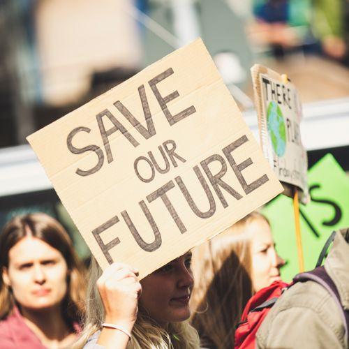 Afbeelding van Zouden jongeren meer inspraak moeten krijgen in klimaatbeleid?